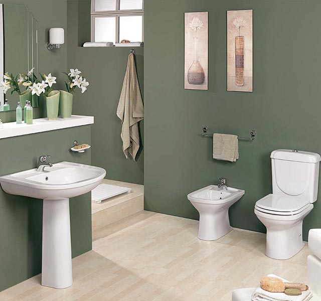 How to check and accept sanitary ware