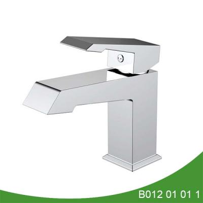 Single handle upc basin faucet - Aron Series