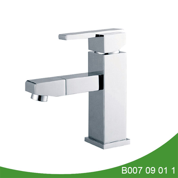 Single handle upc basin facuet with rotatable - Mega Series
