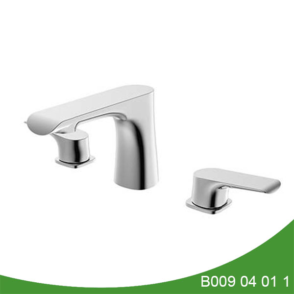 Widespread upc basin faucet - Myers Series