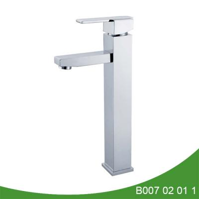 Single hole nsf bathroom sink faucet