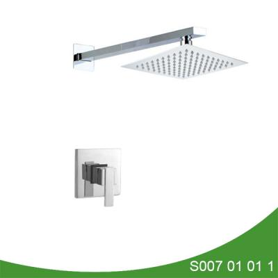 Concealed upc shower faucet - Mega Series