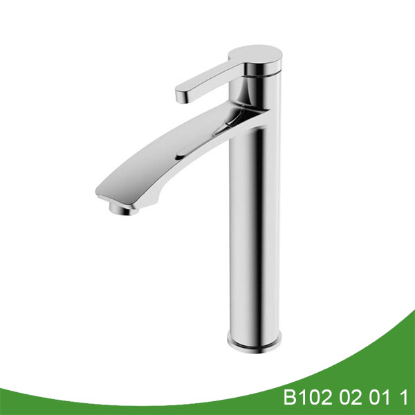 upc tall vessel sink faucet