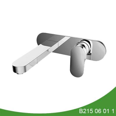 Wall mounted upc bathroom faucet