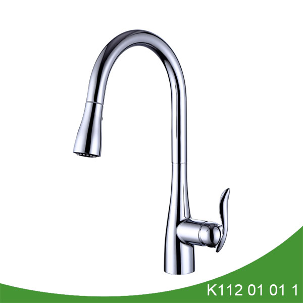 Contemporary UPC sink faucet