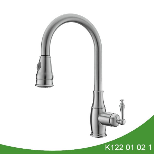cUPC pull out kitchen faucet