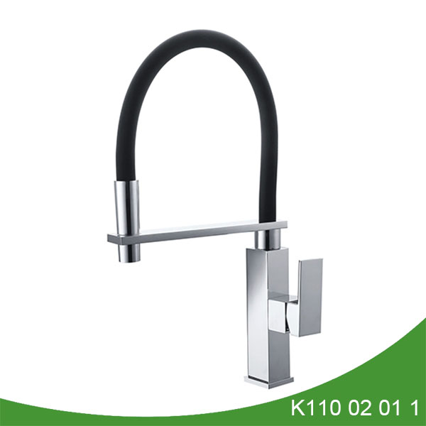 UPC pull down kitchen faucet - K110 02 01 1
