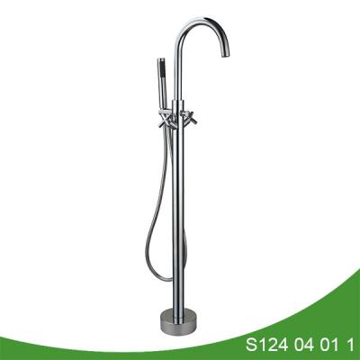 Upc brass free standing tub faucet