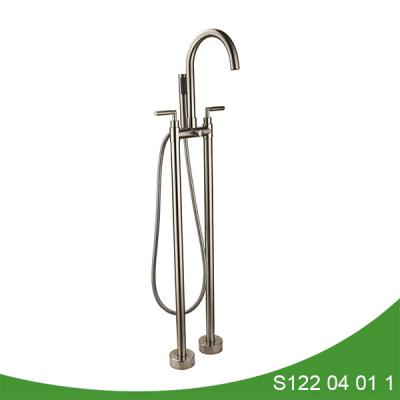 2 handle bathtub faucet
