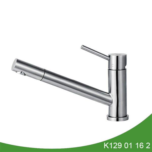 pull out sus 304 kitchen faucet K129 01 16 2