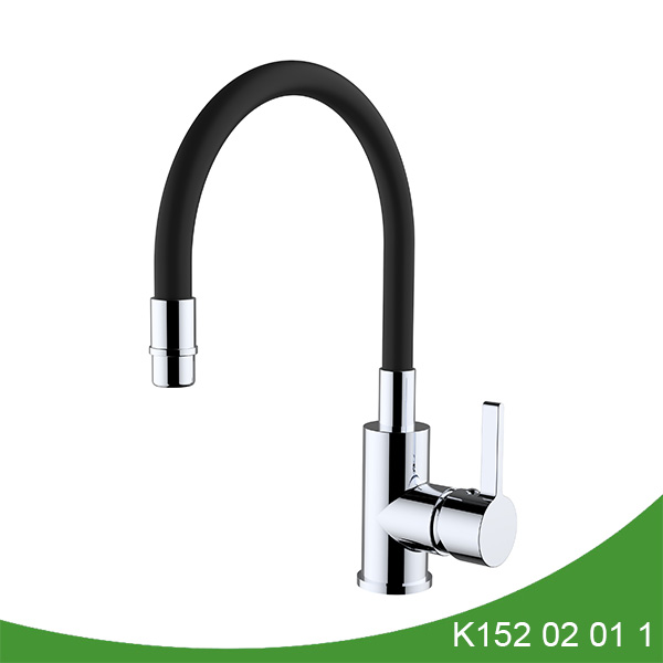 colorful pull down kitchen faucet K152 02 01 1