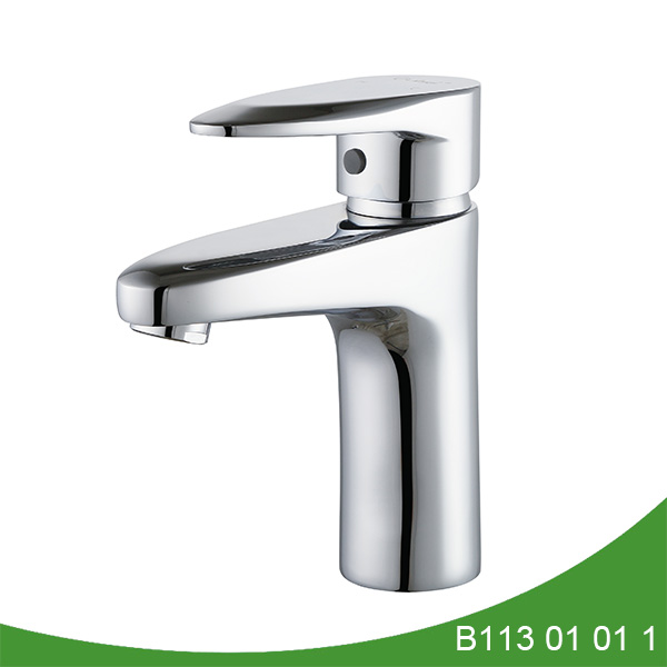 single handle basin faucet B113 01 01 1