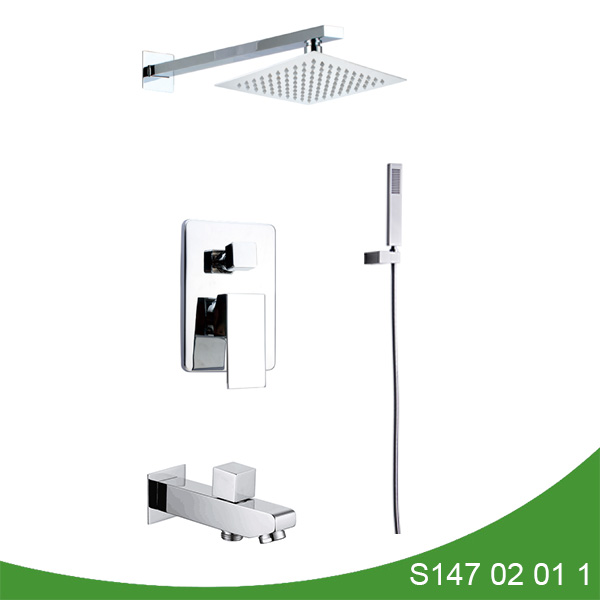 upc two function shower faucet
