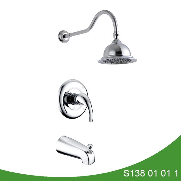 UPC Bathroom shower faucet