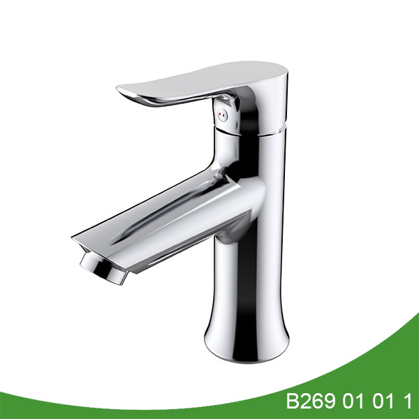 Single handle basin faucet B269 01 01 4