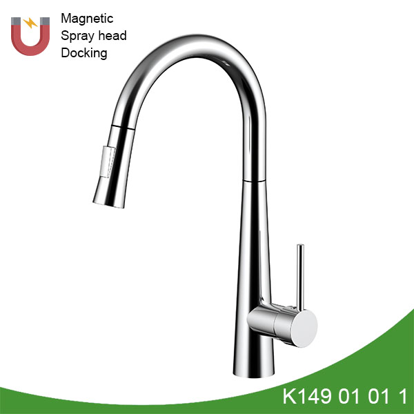 pull out kitchen faucet K149 01 01 1