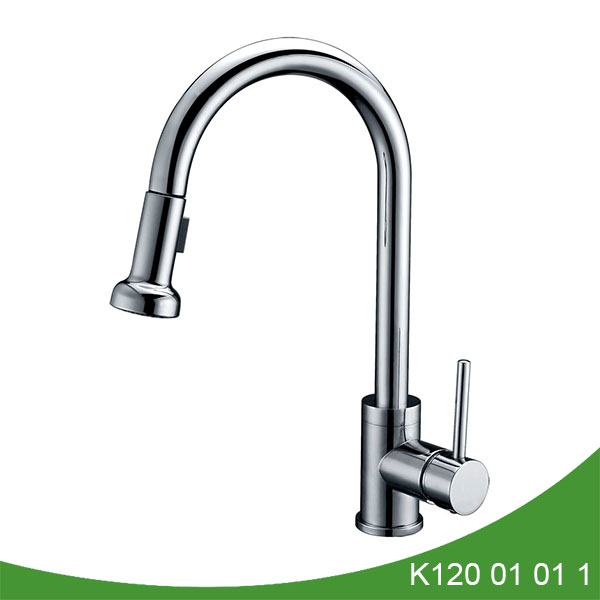 Pull out kitchen faucet K120 01 01 1