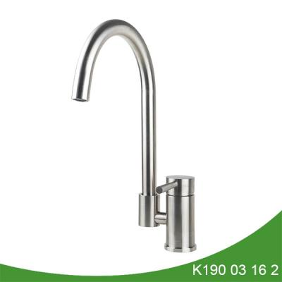Single handle kitchen sink mixer tap