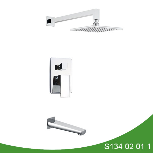 Concealed upc shower faucet S134 02 01 1