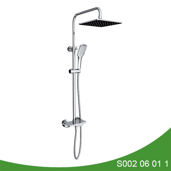 Exposed shower faucet - Lacy Series