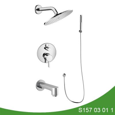 Three function shower faucet S157 03 01 1