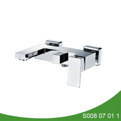 Wall mounted shower mixer S008 07 01 1