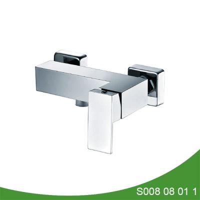 Wall mounted shower mixer S008 08 01 1