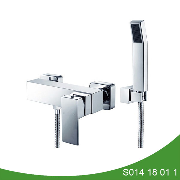 Wall mounted shower mixer S014 18 01 1