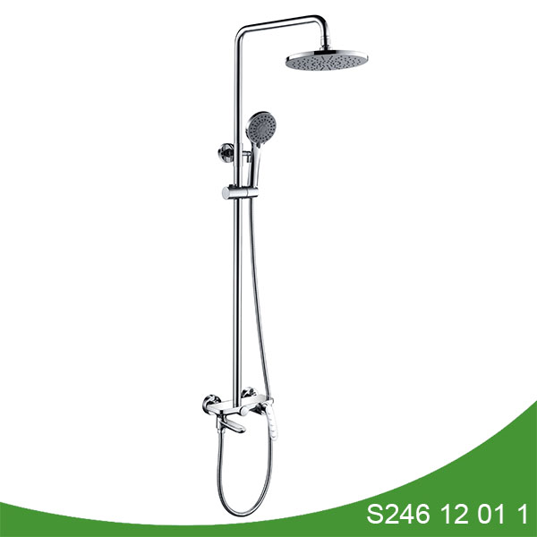 Exposed shower faucet S246 12 01 1