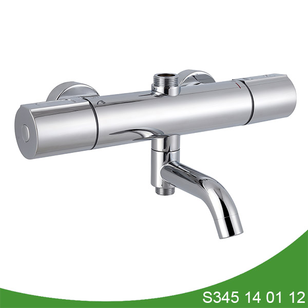 Thermostatic shower mixer s345 14 01 12