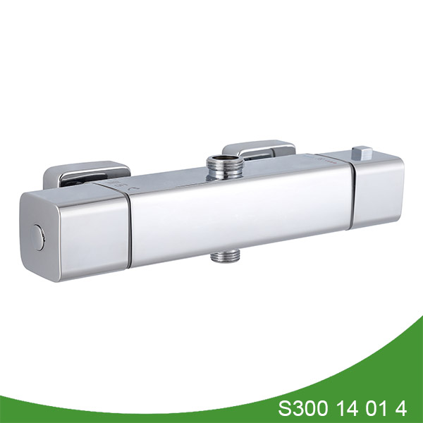 Thermostatic shower mixer s300 14 01 4