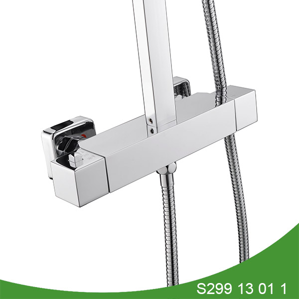 Thermostatic shower mixer s299 13 01 1