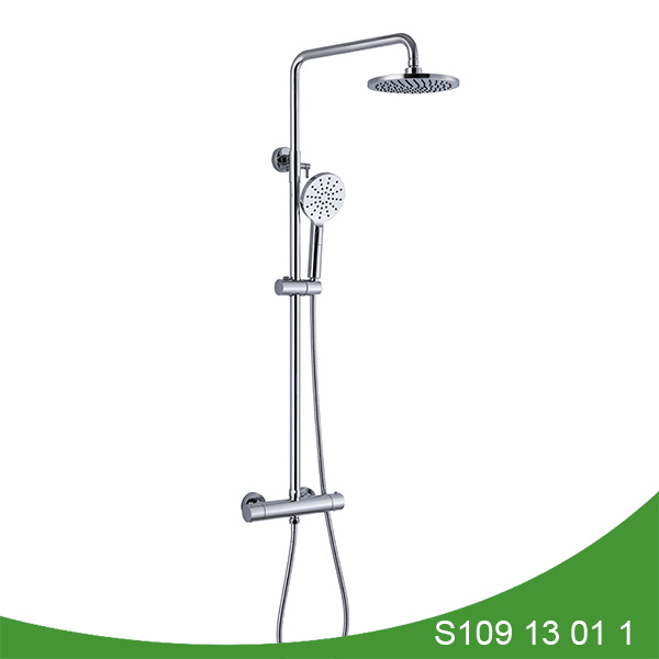 Thermostatic bath shower S109 13 01 1