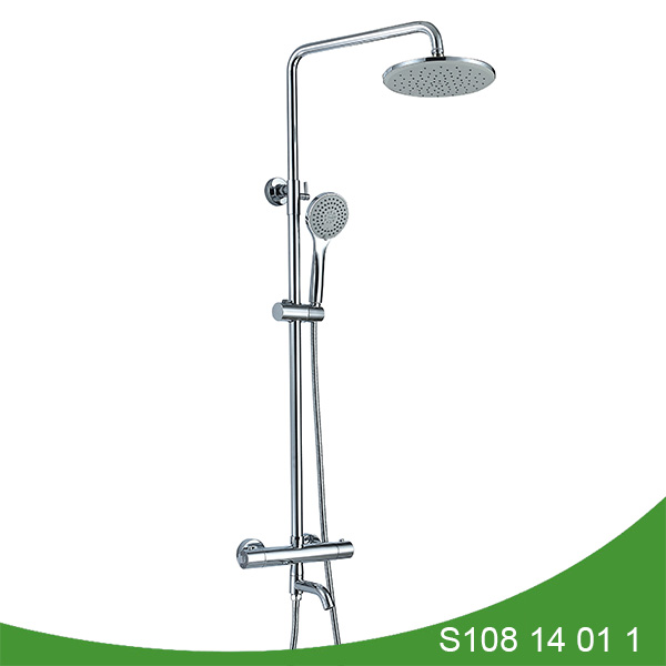 Thermostatic rain shower S108 014 01 1