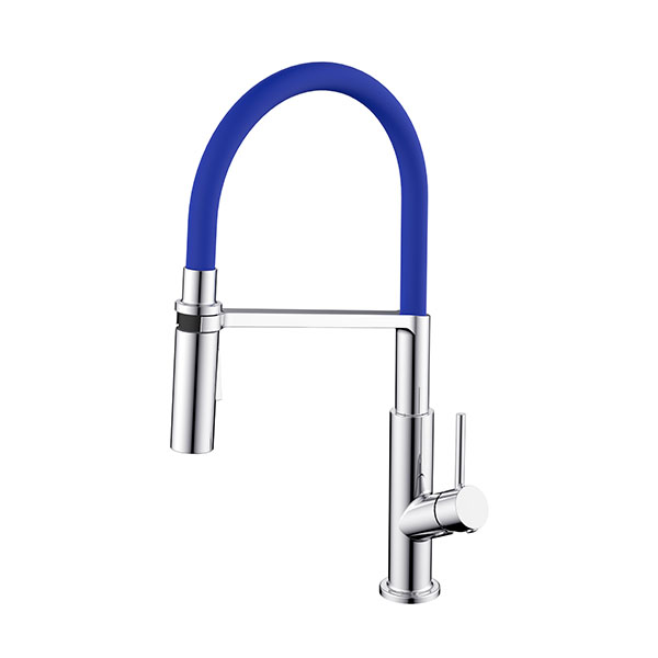 colorful pull down kitchen faucet K181 02 01 1