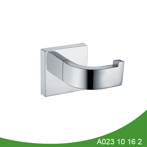 Stainless steel robe hook A023 10 16 2
