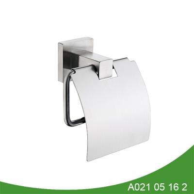 Wall mounted toilet paper towel holder