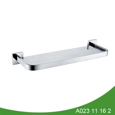 Stainless steel glass shelf A023 11 16 2