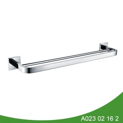stainless steel double towel bar A023 02 16 2