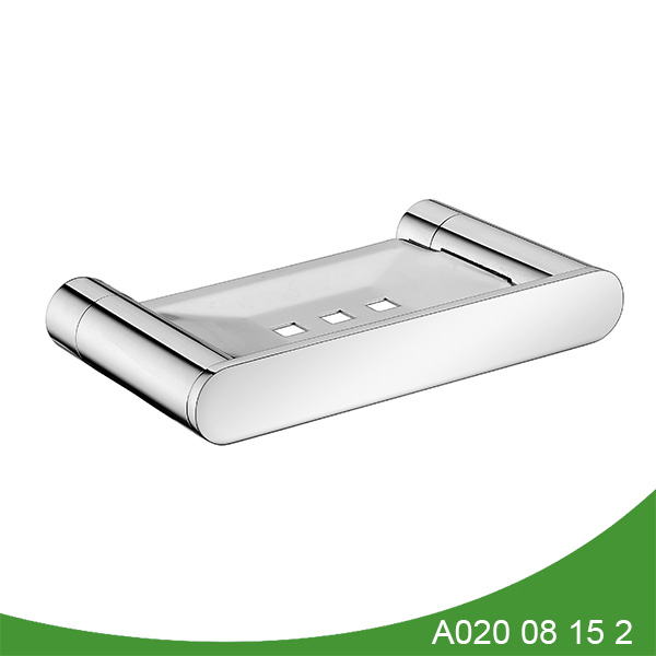 stainless steel soap dish A020 08 15 2