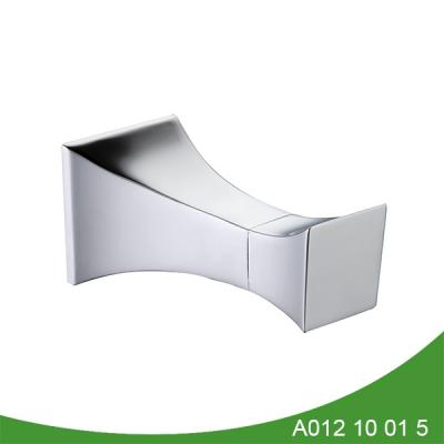 stainless steel and zinc alloy robe hook A012 10 01 5