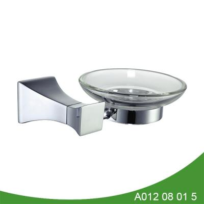 stainless steel and zinc alloy soap dish A012 08 01 5