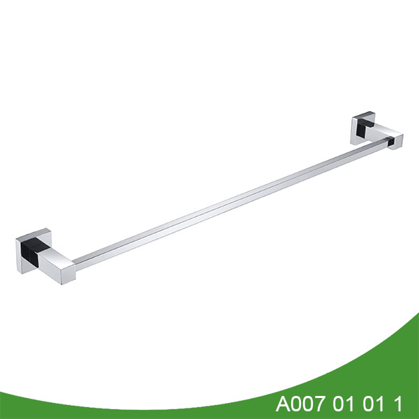brass single towel bar A007 01 01 1