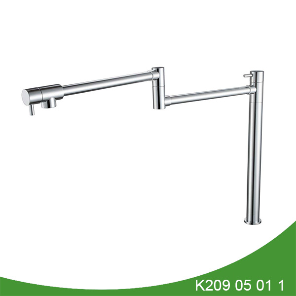 Deck mount pot filler K209 05 01 1