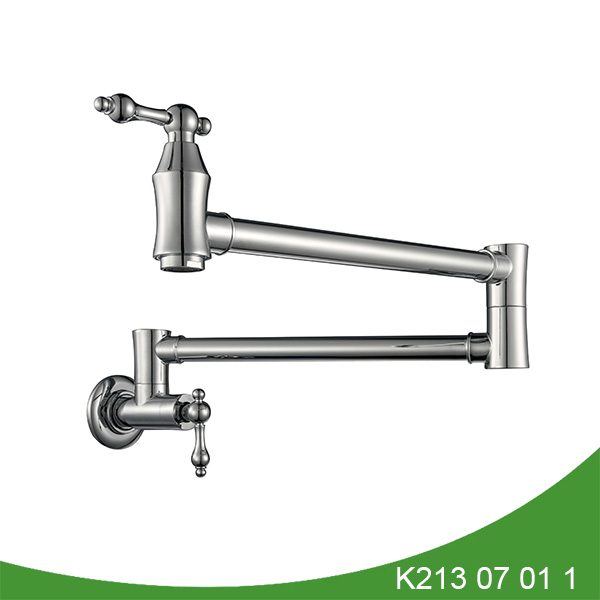 wall mount kitchen faucet K213 07 01 1
