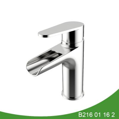 stainless steel waterfall basin faucet B216 01 16 2