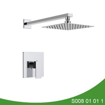 CSA shower single handle faucet