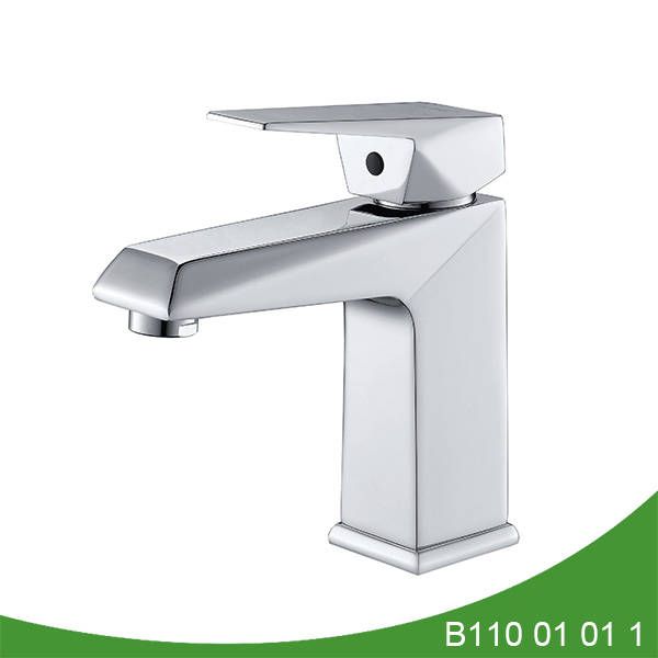 contemporary bathroom faucet single handle