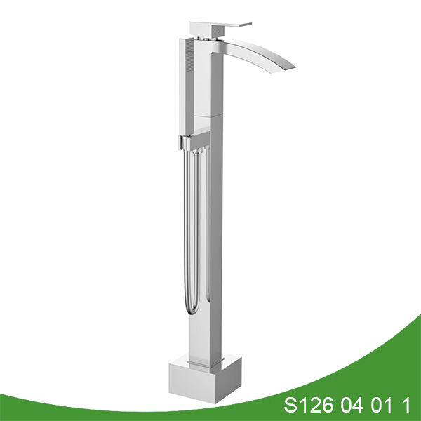 faucet for freestanding bathtub