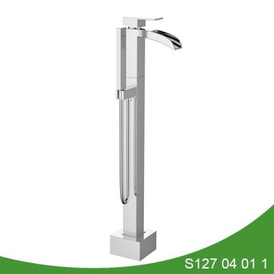 single handle bathtub faucet